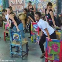 Havana Campas Dance combines Flemenco and African dance