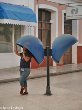 Cienfuegos--pay phone