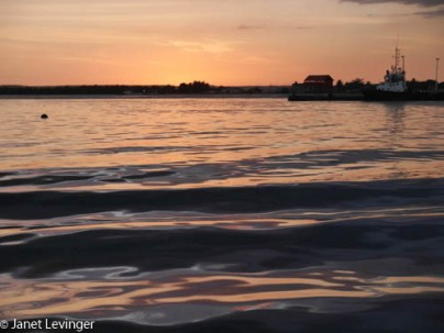 Cienfuegos sunset