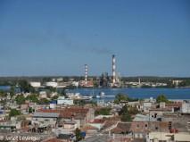 Cienfuegos -- has oil processing plant