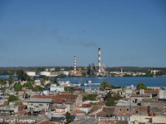 Cienfuegos -- has oil processing plant