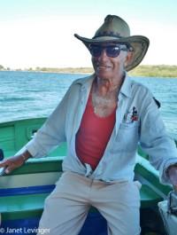 Cienfuegos -- boat driver