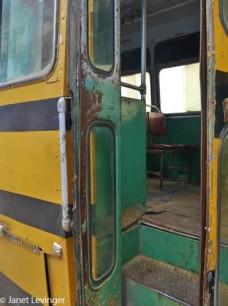 Trinidad school bus