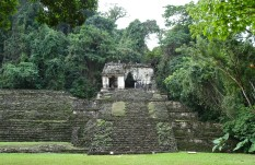 Ancient Mayan City Palenque